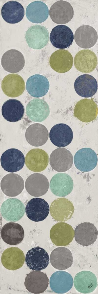 konfigurieren des Kunstdrucks in Wunschgröße Cream Modulation II von Marcon, Michael