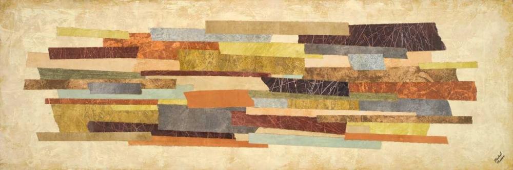 konfigurieren des Kunstdrucks in Wunschgröße Elemental I von Marcon, Michael