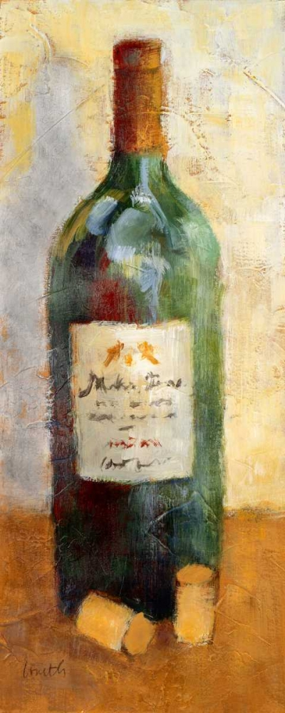 konfigurieren des Kunstdrucks in Wunschgröße Red Wine and Cork von Loreth, Lanie