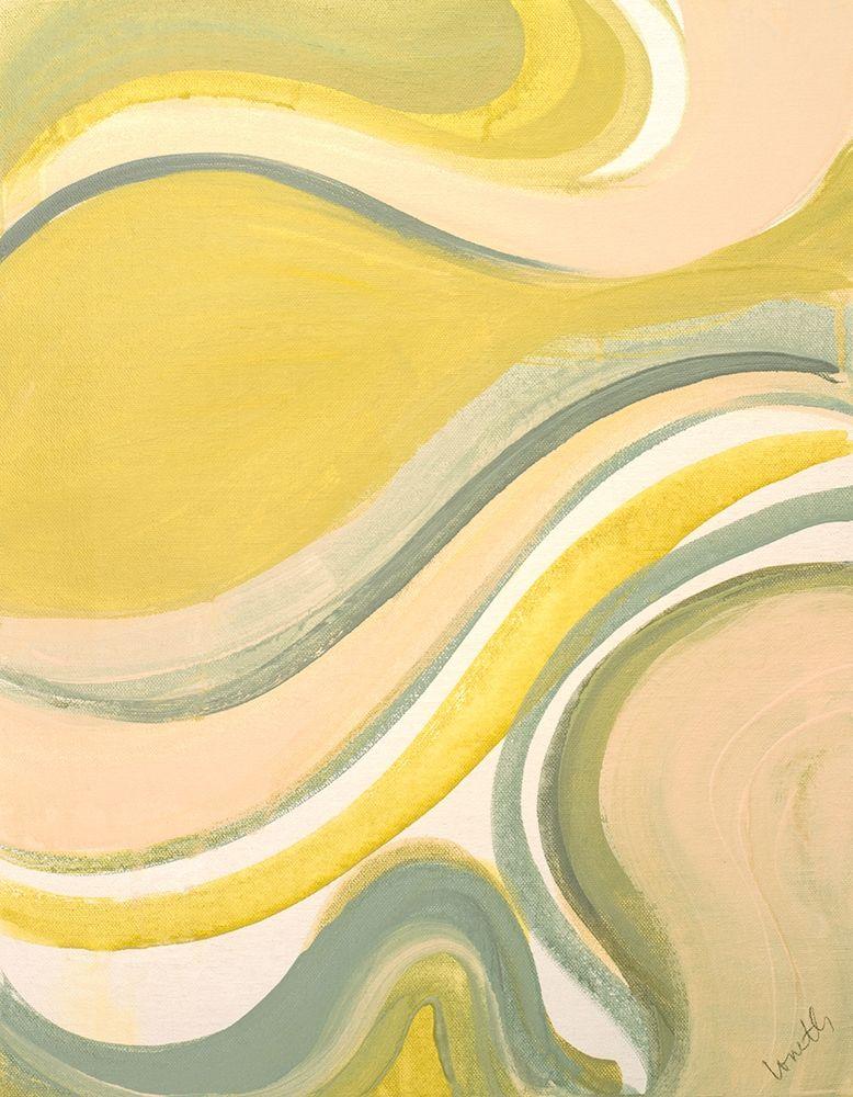 konfigurieren des Kunstdrucks in Wunschgröße Curve Linear II von Loreth, Lanie