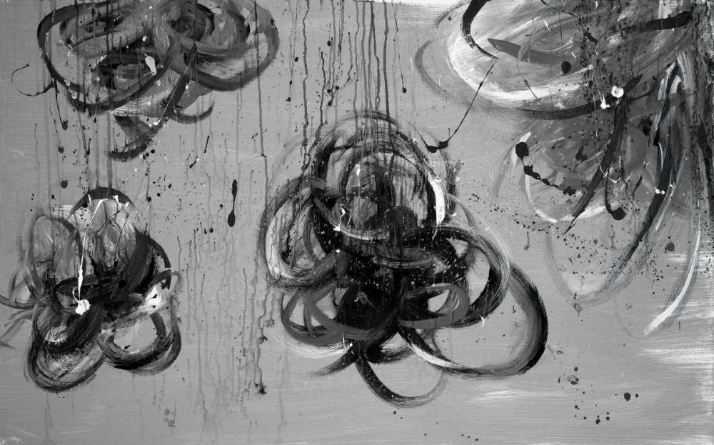 konfigurieren des Kunstdrucks in Wunschgröße Forms of Gray von Einzelbilder