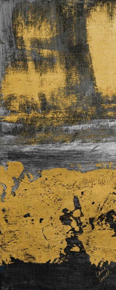 konfigurieren des Kunstdrucks in Wunschgröße Edge of a Dream Panel I von Loreth, Lanie