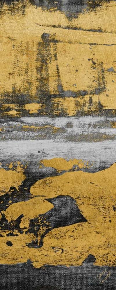 konfigurieren des Kunstdrucks in Wunschgröße Edge of a Dream Panel II von Loreth, Lanie