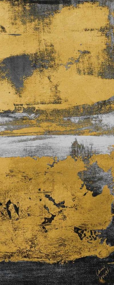 konfigurieren des Kunstdrucks in Wunschgröße Edge of a Dream Panel III von Loreth, Lanie