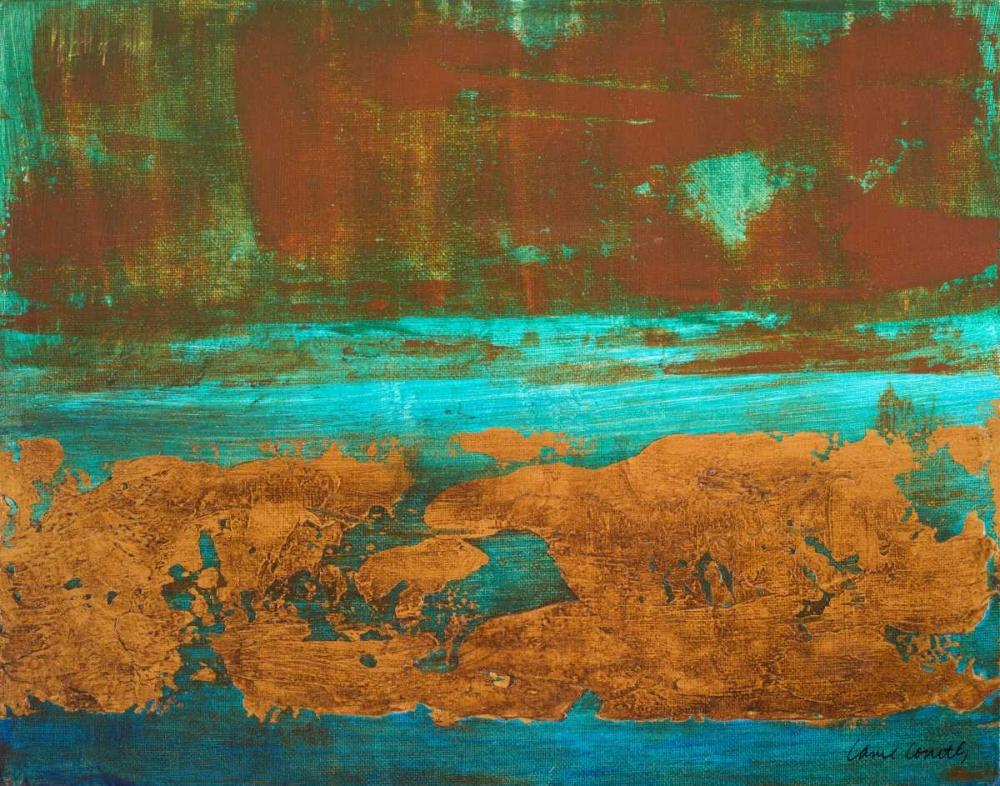 konfigurieren des Kunstdrucks in Wunschgröße Edge of a Dream von Loreth, Lanie