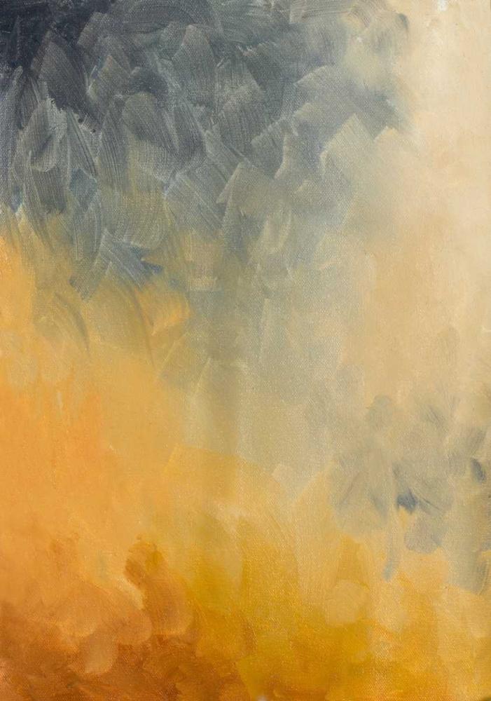 konfigurieren des Kunstdrucks in Wunschgröße Growing Amber von Pinto, Patricia