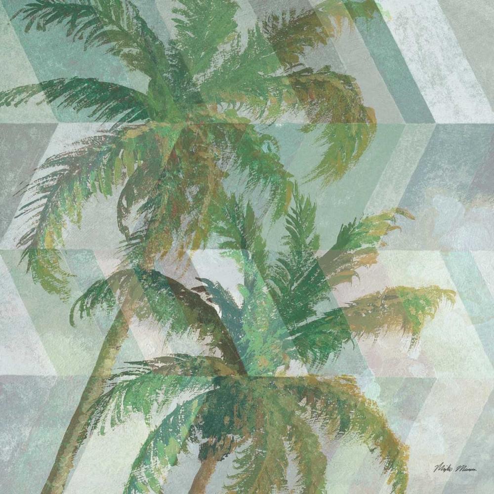konfigurieren des Kunstdrucks in Wunschgröße Go With Coastal Color I von Marcon, Michael