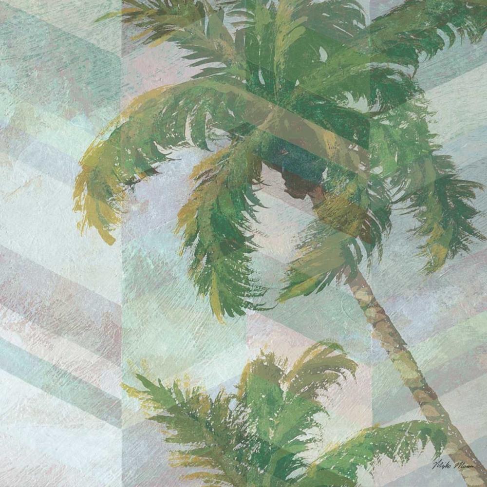 konfigurieren des Kunstdrucks in Wunschgröße Go With Coastal Color II von Marcon, Michael