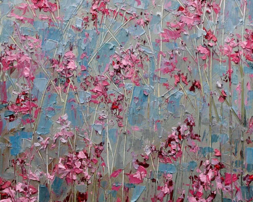 konfigurieren des Kunstdrucks in Wunschgröße Iridaceae von Coolick, Ann Marie