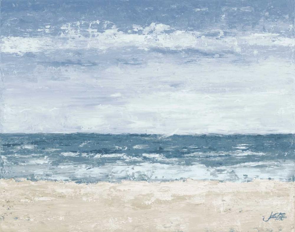konfigurieren des Kunstdrucks in Wunschgröße Oceans in the Mind von DeRice, Julie