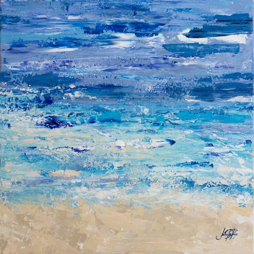 konfigurieren des Kunstdrucks in Wunschgröße Oceans in Abstract von DeRice, Julie