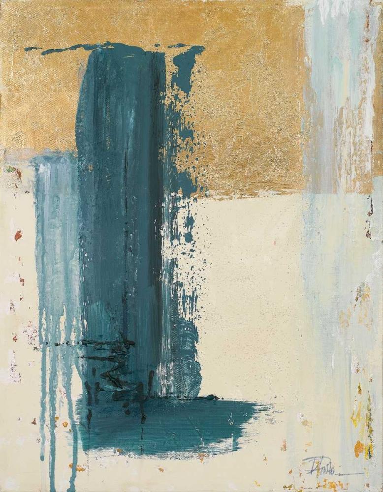 konfigurieren des Kunstdrucks in Wunschgröße The Blue Stain von Pinto, Patricia