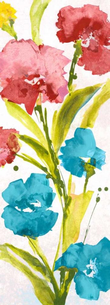 konfigurieren des Kunstdrucks in Wunschgröße Povat Multicolor I von Loreth, Lanie