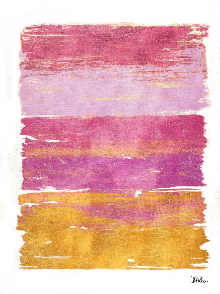 konfigurieren des Kunstdrucks in Wunschgröße The Pink Palette on White von Pinto, Patricia