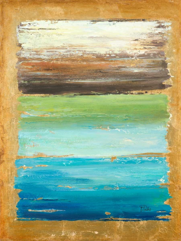 konfigurieren des Kunstdrucks in Wunschgröße The Palette von Pinto, Patricia