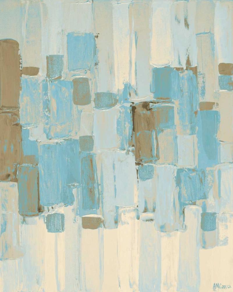 konfigurieren des Kunstdrucks in Wunschgröße Muted Rhizome II von Coolick, Ann Marie