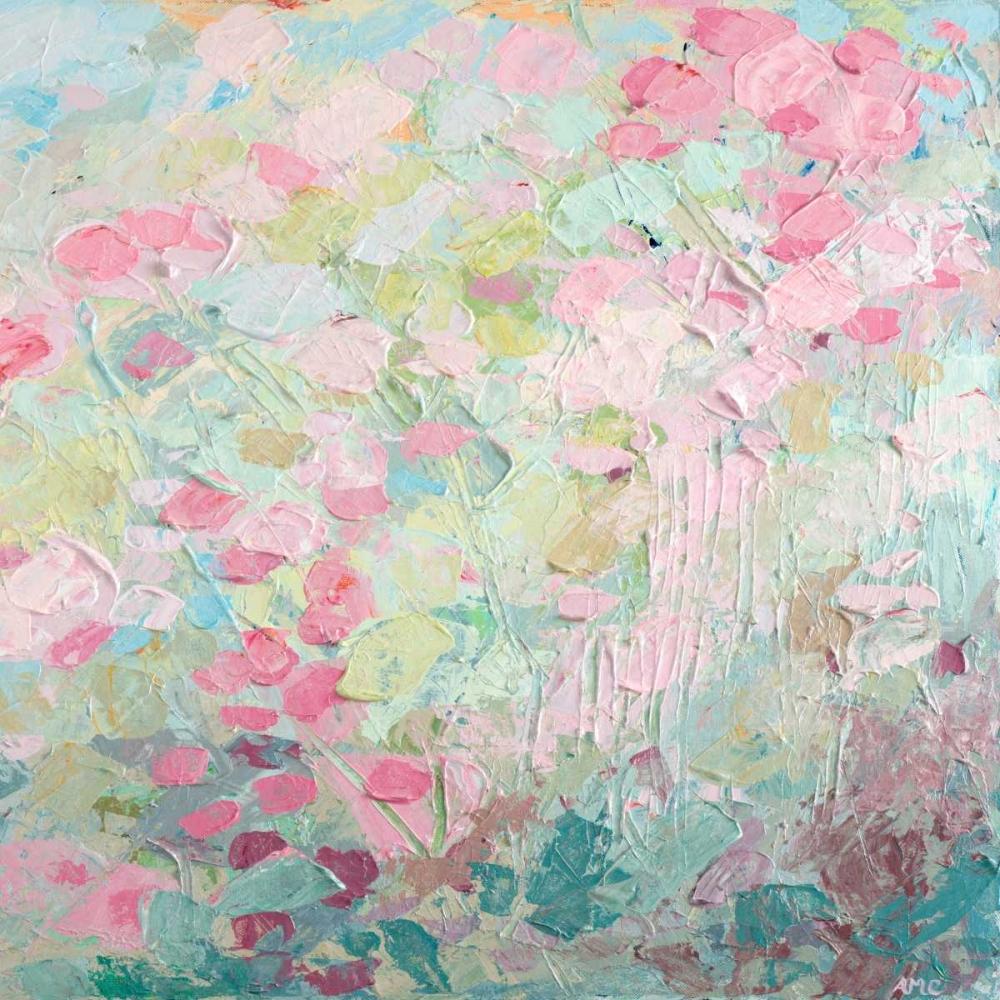 konfigurieren des Kunstdrucks in Wunschgröße Dancing Sakura Tree II von Coolick, Ann Marie