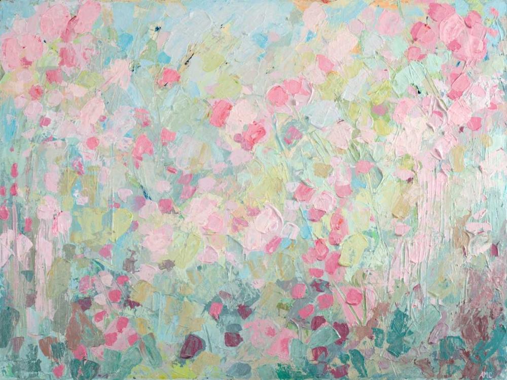 konfigurieren des Kunstdrucks in Wunschgröße Dancing Sakura Tree von Coolick, Ann Marie