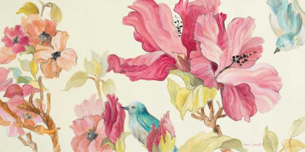 konfigurieren des Kunstdrucks in Wunschgröße Tropical Grace von Loreth, Lanie