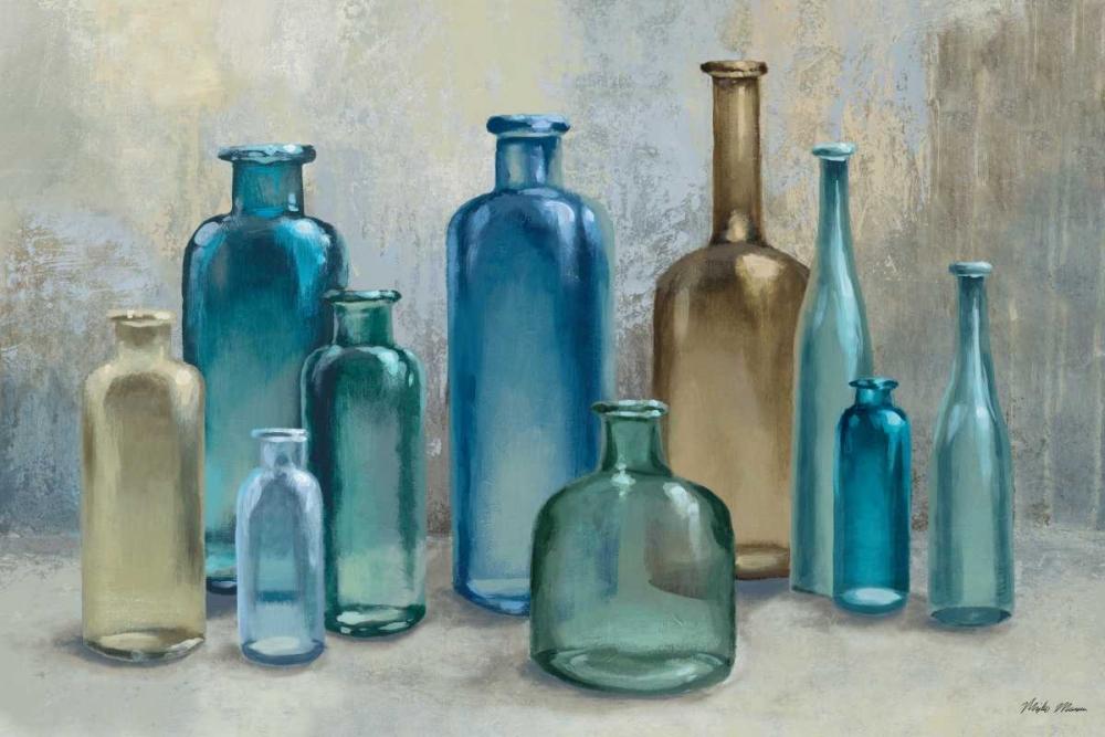konfigurieren des Kunstdrucks in Wunschgröße Glass Reflections von Marcon, Michael