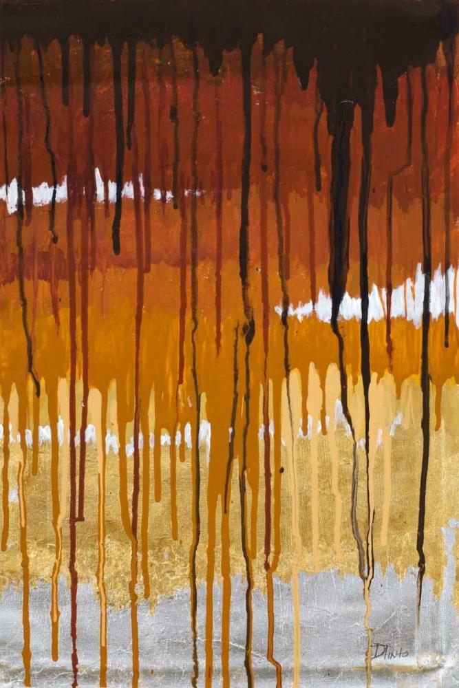 konfigurieren des Kunstdrucks in Wunschgröße Summer Rain II von Pinto, Patricia