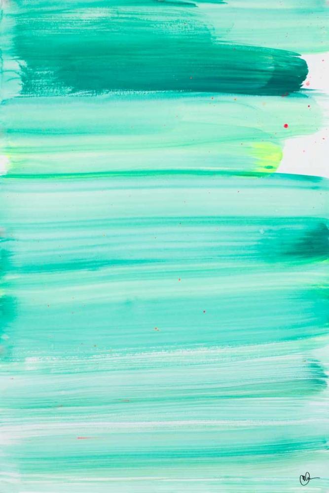 konfigurieren des Kunstdrucks in Wunschgröße Colour Study I von Papa, Kat