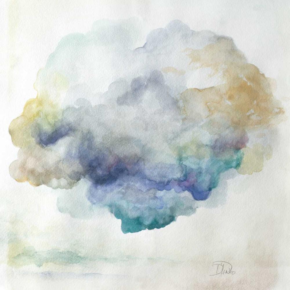 konfigurieren des Kunstdrucks in Wunschgröße Clouds II von Pinto, Patricia