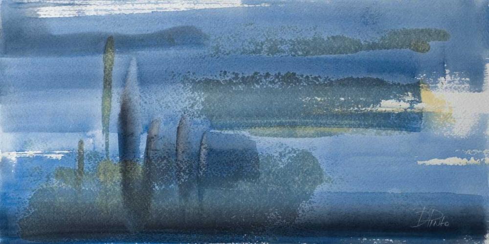 konfigurieren des Kunstdrucks in Wunschgröße Water Blue von Pinto, Patricia