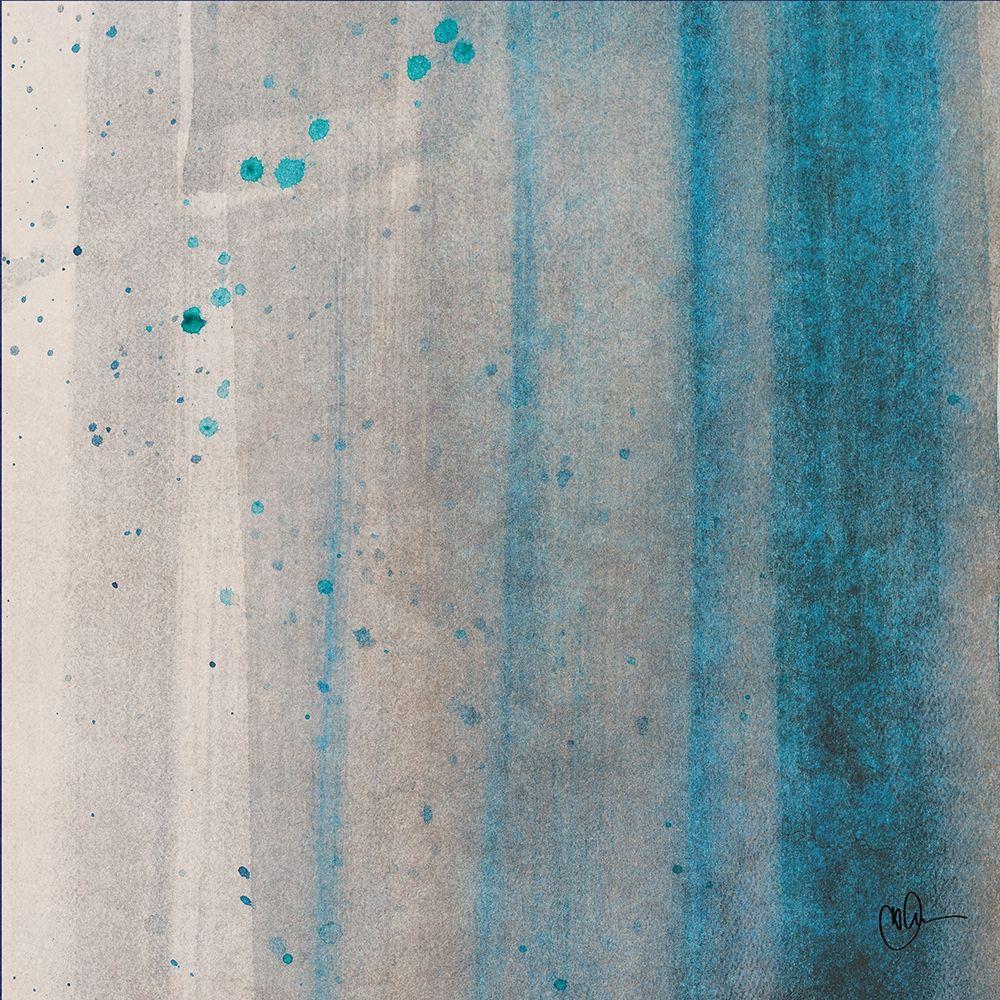 konfigurieren des Kunstdrucks in Wunschgröße Rainfall Square von Papa, Kat