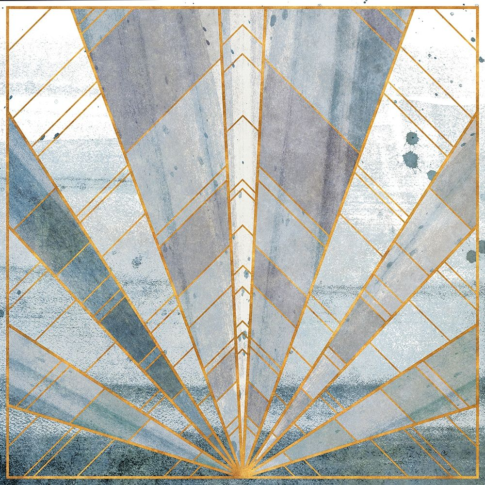 konfigurieren des Kunstdrucks in Wunschgröße Deco Square II von Papa, Kat