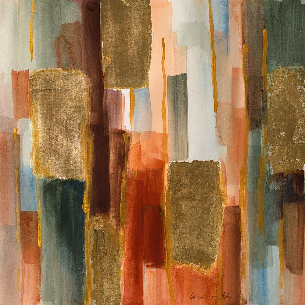 konfigurieren des Kunstdrucks in Wunschgröße Woodlands I von Loreth, Lanie