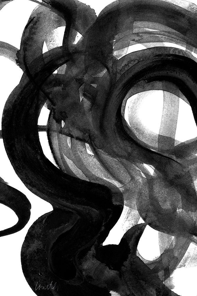 konfigurieren des Kunstdrucks in Wunschgröße Dark Movement I von Loreth, Lanie