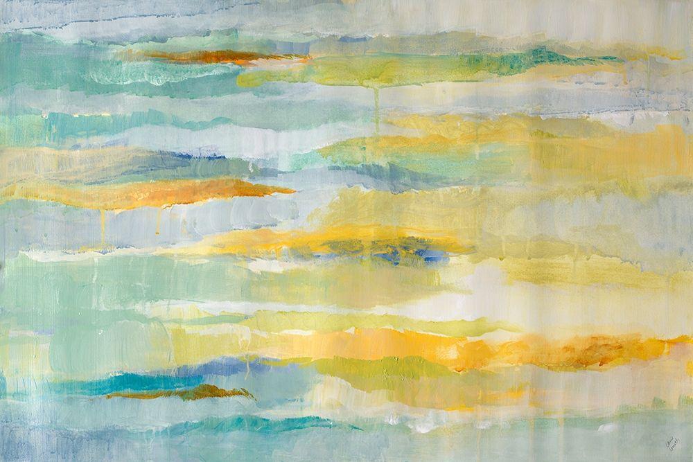 konfigurieren des Kunstdrucks in Wunschgröße Summer Sea von Loreth, Lanie