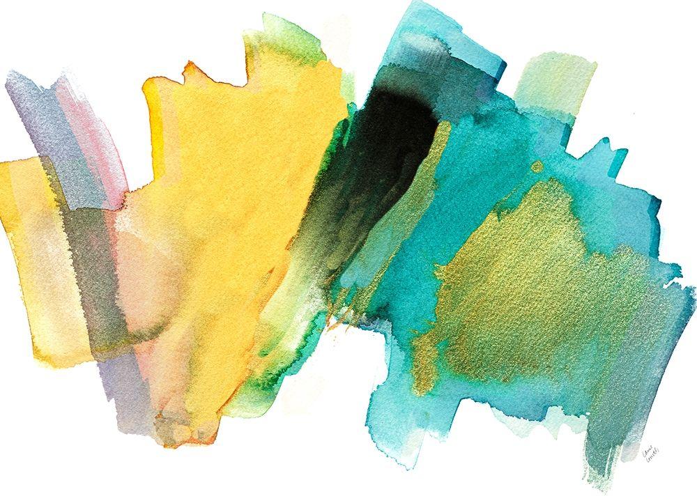 konfigurieren des Kunstdrucks in Wunschgröße Bright Visions von Loreth, Lanie