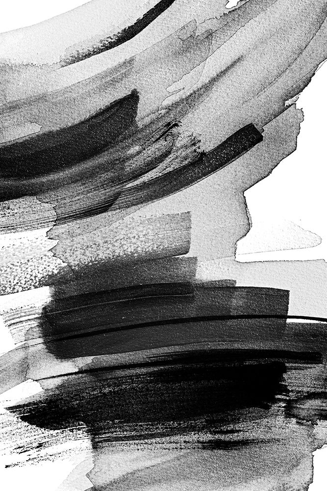 konfigurieren des Kunstdrucks in Wunschgröße Midnight Gold I von Loreth, Lanie