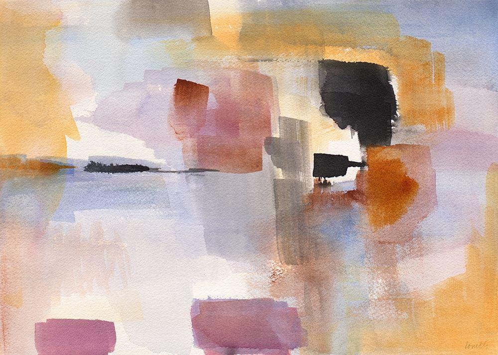 konfigurieren des Kunstdrucks in Wunschgröße Reflective Wonder von Loreth, Lanie
