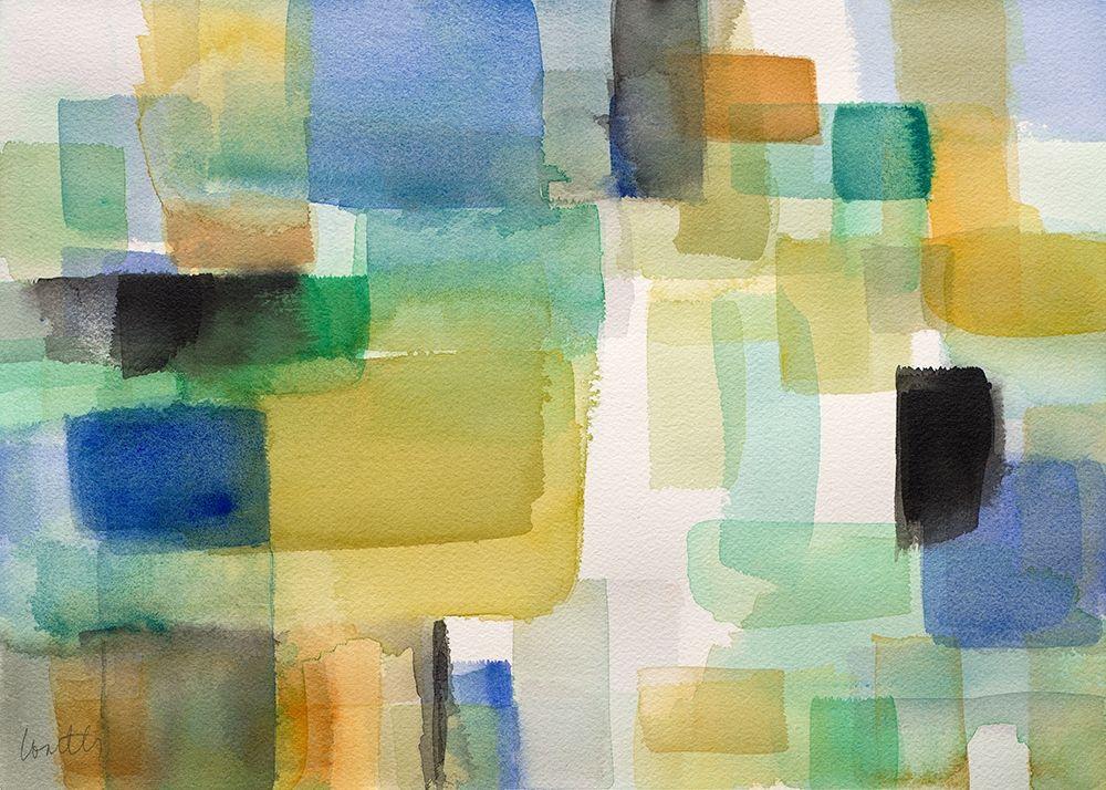 konfigurieren des Kunstdrucks in Wunschgröße Welcome Summer von Loreth, Lanie