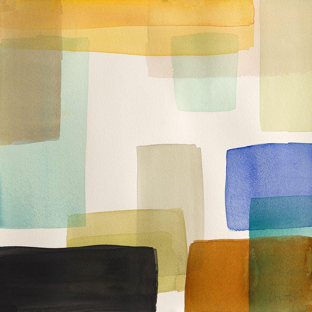 konfigurieren des Kunstdrucks in Wunschgröße Beyond Dawn I von Loreth, Lanie