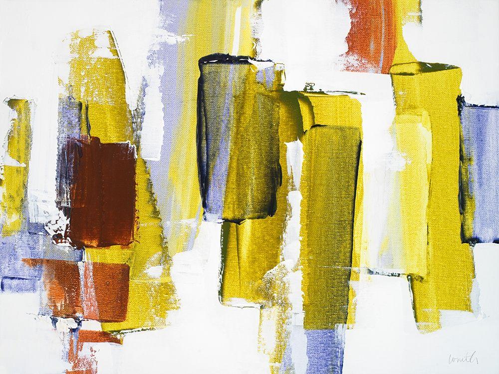 konfigurieren des Kunstdrucks in Wunschgröße Spring Drifts II von Loreth, Lanie