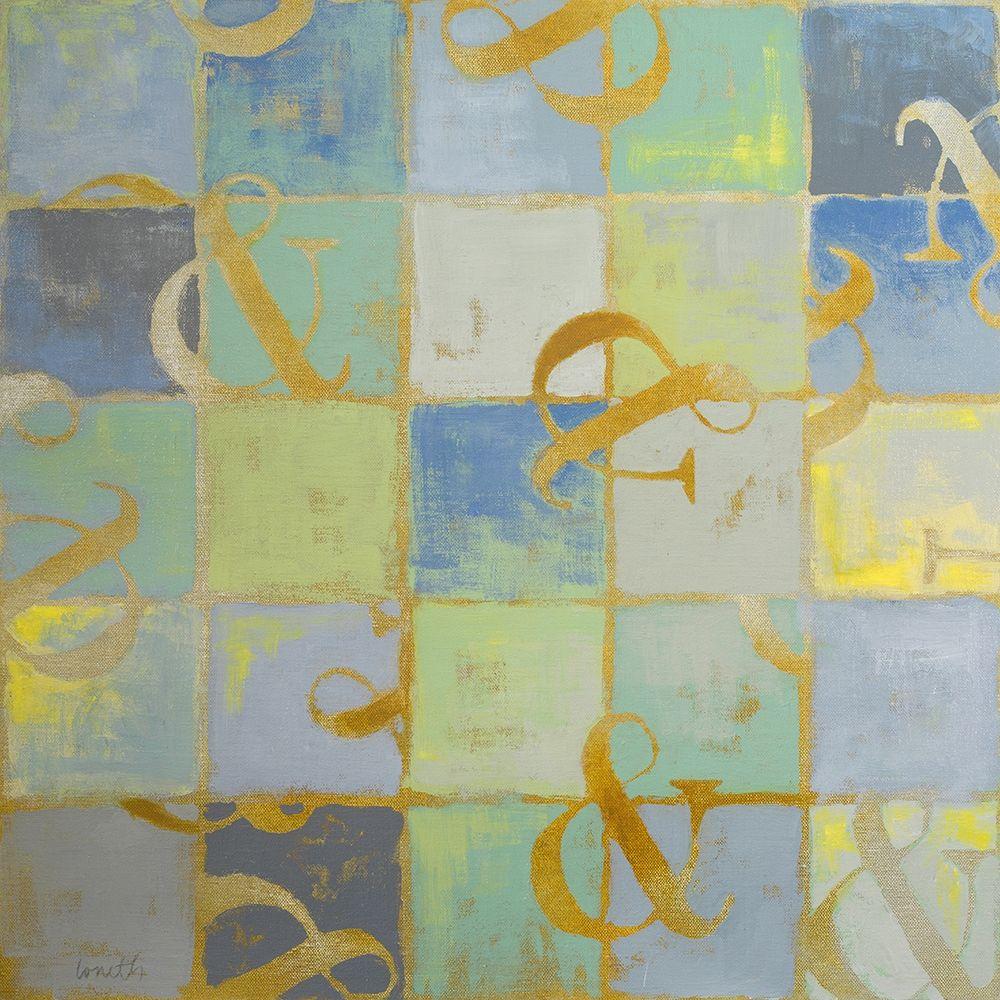 konfigurieren des Kunstdrucks in Wunschgröße The 27th Letter von Loreth, Lanie