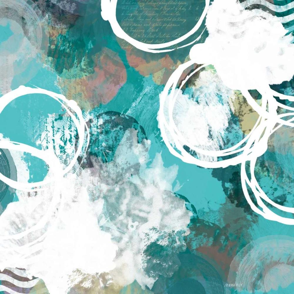 konfigurieren des Kunstdrucks in Wunschgröße Color Script II von Meneely, Dan
