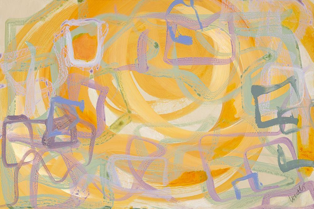 konfigurieren des Kunstdrucks in Wunschgröße Harmonics von Loreth, Lanie