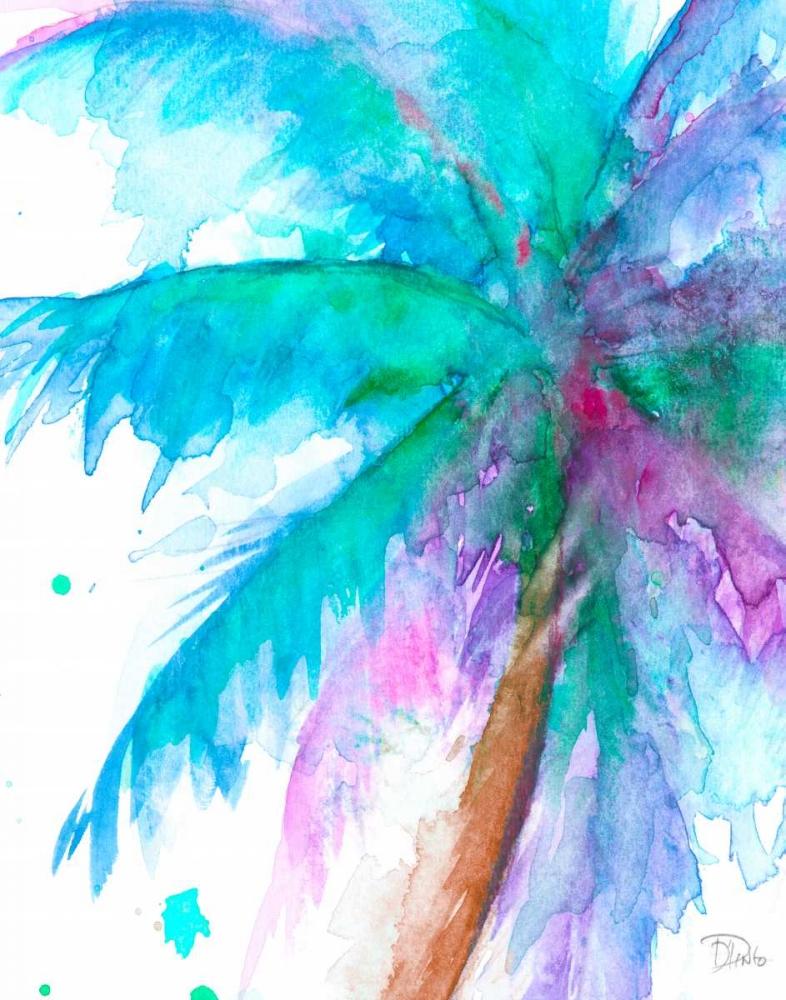 konfigurieren des Kunstdrucks in Wunschgröße Colorful Tropics I von Pinto, Patricia