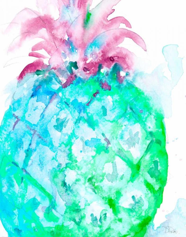 konfigurieren des Kunstdrucks in Wunschgröße Colorful Tropics II von Pinto, Patricia