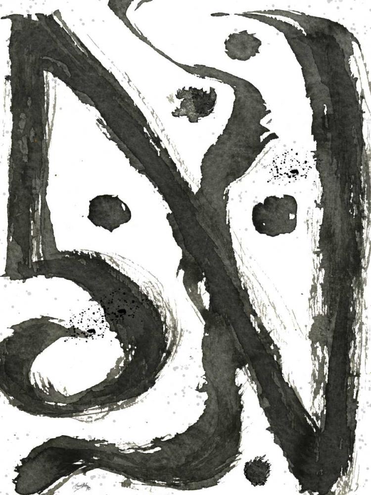 konfigurieren des Kunstdrucks in Wunschgröße Tribal Oceana I von Medley, Elizabeth