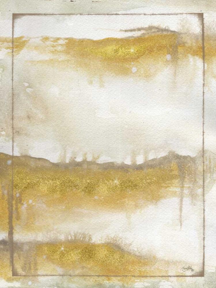 konfigurieren des Kunstdrucks in Wunschgröße Fog Abstract I von Medley, Elizabeth