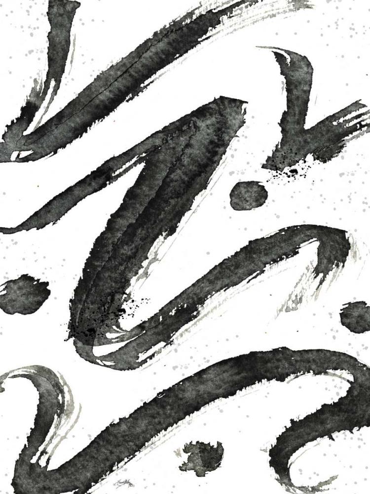 konfigurieren des Kunstdrucks in Wunschgröße Tribal Oceana II von Medley, Elizabeth