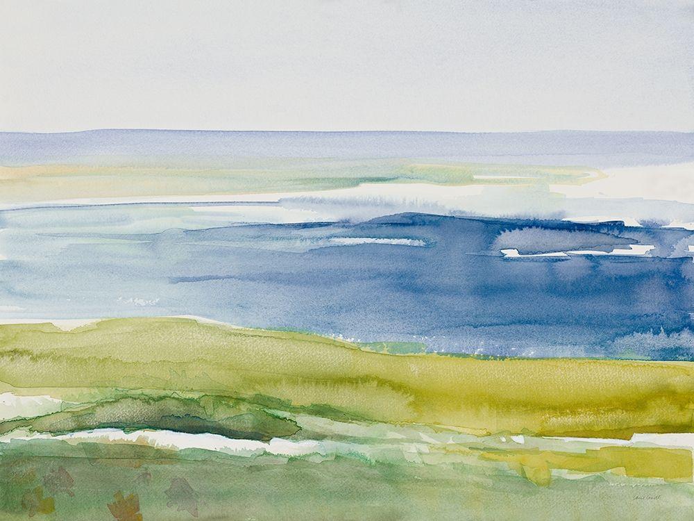konfigurieren des Kunstdrucks in Wunschgröße Cape Cod Beach von Loreth, Lanie