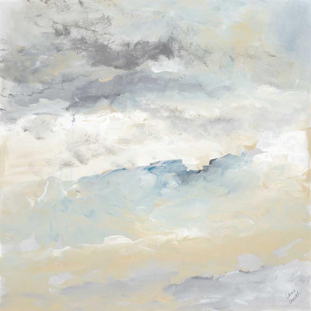 konfigurieren des Kunstdrucks in Wunschgröße Sea Meets Sky I von Loreth, Lanie