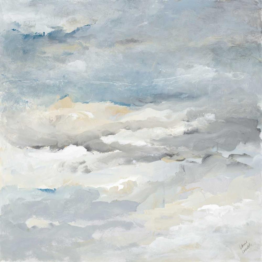 konfigurieren des Kunstdrucks in Wunschgröße Sea Meets Sky II von Loreth, Lanie